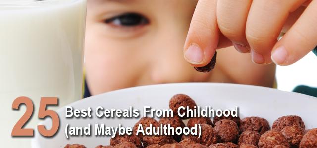 Best Cereals Ever