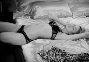 Melissa Bolona lingerie