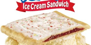 Carl's Jr. testing Pop Tart Ice Cream Sandwich