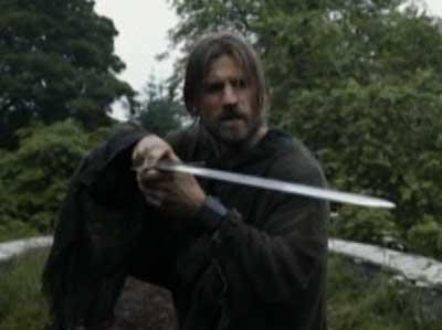 jamie lannister sword