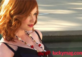 Christina Hendricks big boobs pic
