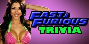 Arianny Celeste strips, drops knowledge on 'Fast & Furious'