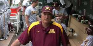 Gophers baseball team excel at videobombing
