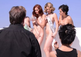 Miss USA naked