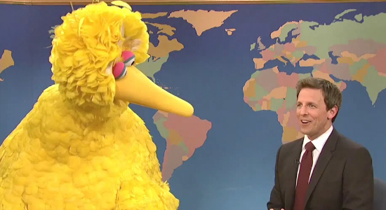 Seth Meyers SNL