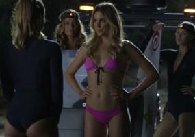 Alana Blanchard T-Mobile bikini