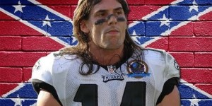 Riley Cooper got the Taiwanese animation treatment