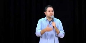 Vegan stand-up comedy is as awful as you think it'd be