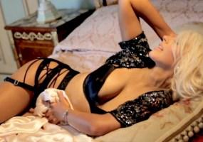 Christina Aguilera lingerie pic
