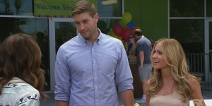 Jay Cutler and Kristin Cavallari absolutely kill it on 'The League'