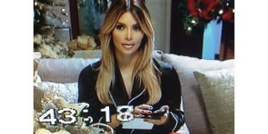 The Kardashian Christmas Special has already been filmed