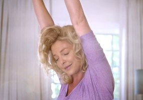 Katherine Heigl commercial