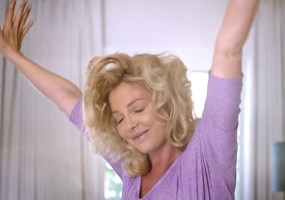 Katherine Heigl zzzquil commercial