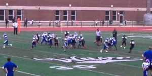 9-year-old bulldozes 4 players, might be the next Daryl Johnston