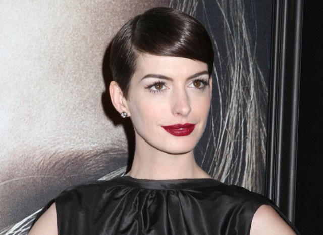 Anne Hathaway event demands