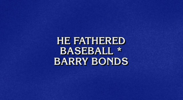 Jeopardy/NBC