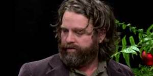 Zach Galifianakis' Christmas episode of Between Two Ferns is an instant classic