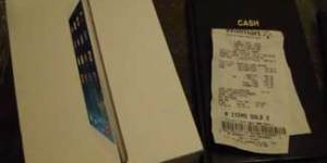 Guy tries to buy iPad Mini, gets screwed by Walmart in the process