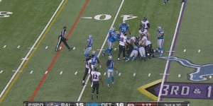 How John Harbaugh tricked Jim Schwartz on the game-winning field goal