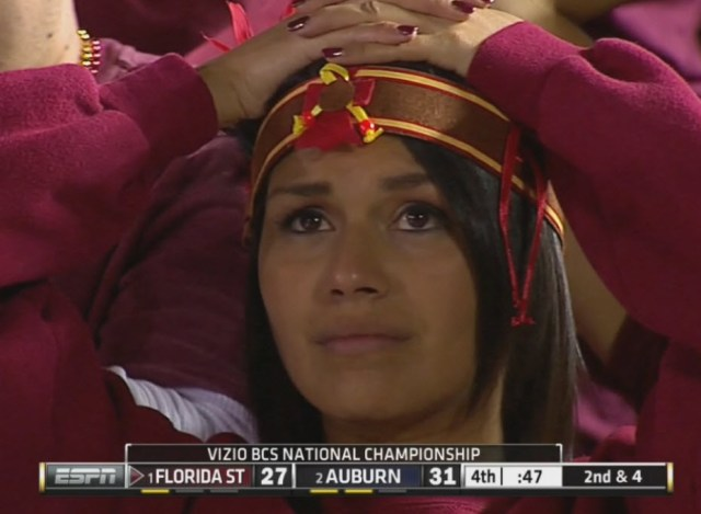 Florida State fan
