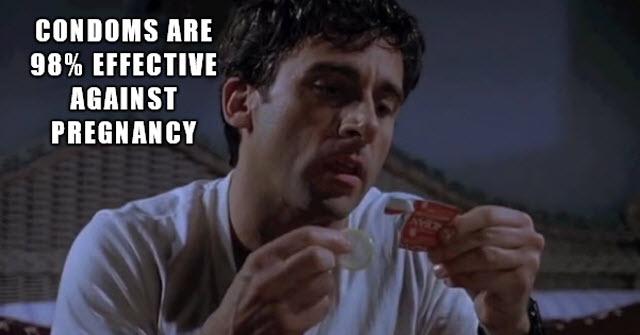 pregnancy and condoms