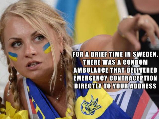 swedish women condoms
