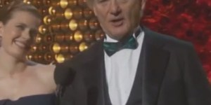 Bill Murray is the best, pays tribute to his buddy Harold Ramis