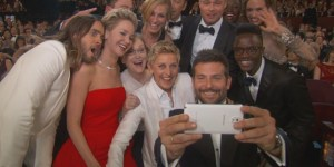 Ellen doesn't own the rights to her epic Oscars selfie; guess who does?
