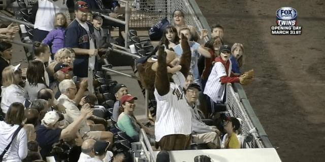 twins-mascot-catch