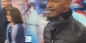 Jamie Foxx did a LeBron James impression and it was damn near perfect