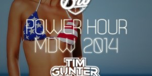 BroBible's Memorial Day Weekend 2014 Power Hour, By Tim Gunter