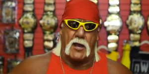 Hulk Hogan pumps up the USMNT like only the Hulkster can