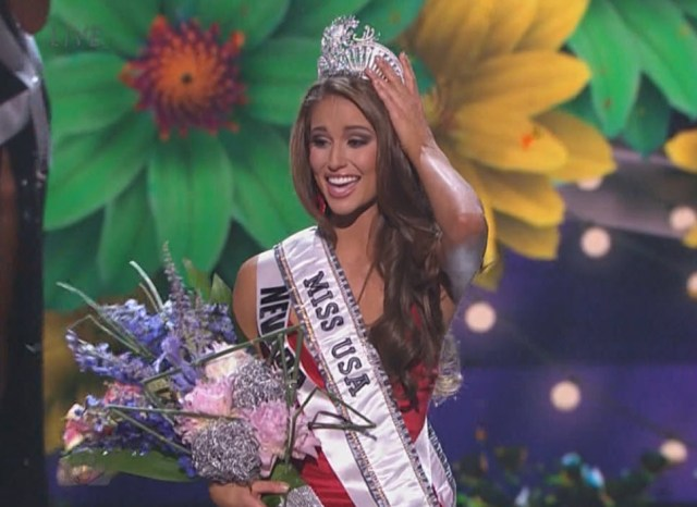 Miss Nevada Nia Sanchez