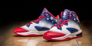 These Special Edition NBA-Branded Shoes Practically Bleed America