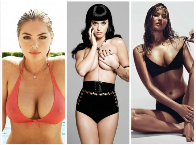 Kate Upton Katy Perry