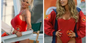 Throwback Who Would You Rather: Pamela Anderson or Carmen Electra?