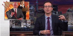 John Oliver Did 17 Minutes on America's Prison System Last Night, Illuminated Some Startling Facts