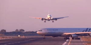 This Near-Miss at the Barcelona Airport Will Make You Never Want to Fly Again