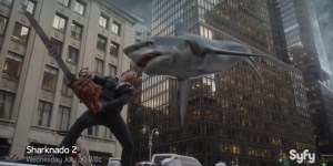 Could The Next Sharknado Hit Our Nation's Capital?