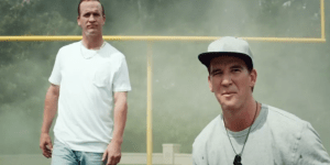 Peyton and Eli Manning Drop 'Fantasy Football Fantasy,' A Late Contender for Song of the Summer