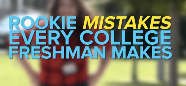 mistakes-freshmen-make
