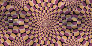 If your eyes can beat these optical illusions you might actually be super human