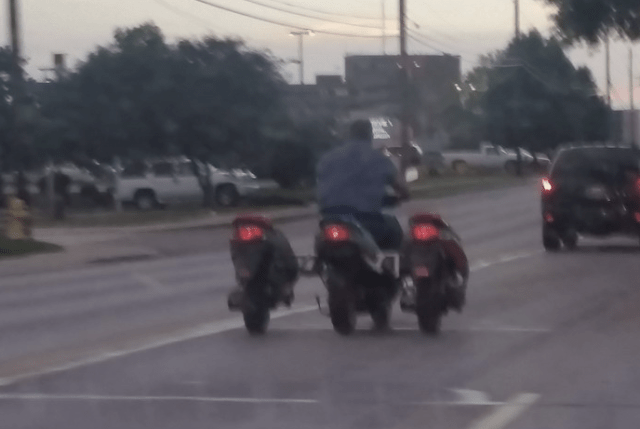 three-motorcycles-across
