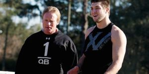 Tim Tebow Is Working Out For The Philadelphia Eagles And Chip Kelly Officially Doesn't Care What Anyone Thinks