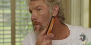 Brett Favre Wants To Help You Remove Your Unwanted Body Hair