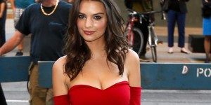 Emily Ratajkowski Was Absolutely Sizzling At The 'Gone Girl' Premiere