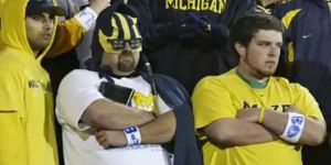 Listen To A Michigan Fan Lose His Mind Over The State Of The Wolverines' Football Team