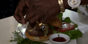 What Does The World's Most Expensive Hamburger Taste Like? 2 Chainz Finds Out