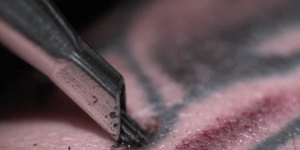 Watching People Get Tattoos In High-Definition Slow-Mo Will Blow Your Mind