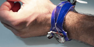 Some Idiot Made A Drone That's A Bracelet Designed For Other Idiots To Take Selfies